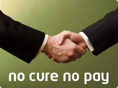 incasso no cure no pay