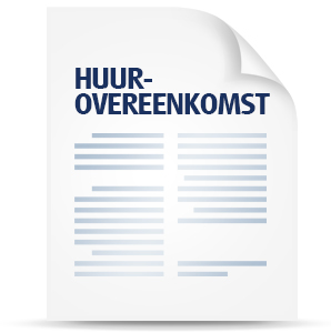 huurovereenkomst